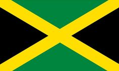 Colors of the Jamaican flag