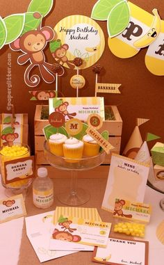 very cute party printables!!!
