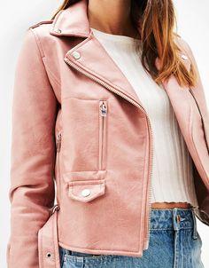 Coats & Jackets - CLOTHES - WOMAN - Bershka Hungary