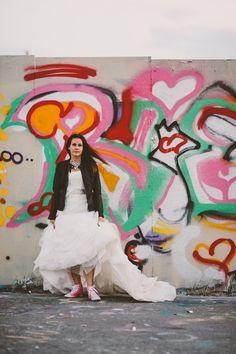 Urban Trash the Dress session Helsinki Finland | Best Day Ever
