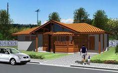 Resultado de imagen para casas de madeira pre moldadas