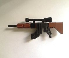 Mini Lego AK-47 Loading that magazine is a pain! Get your Magazine speedloader today! http://www.amazon.com/shops/raeind