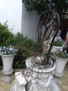 Genius Loci, Rust, Fountain, Outdoor Decor, Plants, Home Decor, Decoration Home, Room Decor, Water Fountains