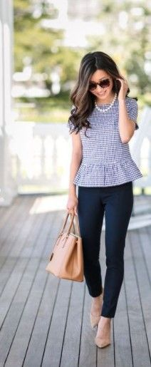 Style spring work fashion ideas 30 ideas for 2019 Simple Work Outfits, Spring Work Outfits, Classy Outfits, Chic Outfits, Fall Outfits, Jean Outfits, Hippie Outfits, Party Outfits, Fashion Mode
