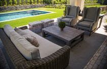 Patio Pool by Berghoff Design Group