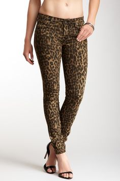 Im not big on jeans with prints, but these I like! :) - liza - Alex Print Skinny Jean
