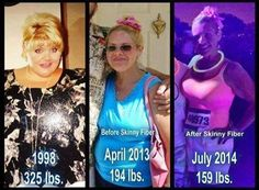 "Way to go Daphne!!! Amazing!!!  ""My name is Daphne and here is my story……I have struggled with my weight all my life. I have been obese since I was a child. Most of my life I was considered morbidly obese by the medical field.  About 16 years ago, I had a gastric bypass surgery. With this surgery I did learn that I was in fact, ""addicted to food"" as the doctor's had tried to convince me of. I got down to 175 very briefly but quickly went back up to the 220 - 230 range. That is where I stayed…"