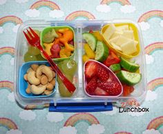 Zoe's Lunchbox: On Our Way