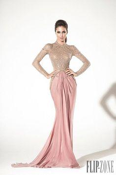 Charbel Zoé Printemps-été 2016 - Haute couture