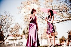 Wedding umbrellas by San Diego Wedding Photographer Jabez