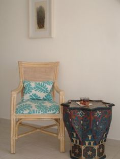 Beach style with Mediterranean touch.. / FEIN HOME STYLING