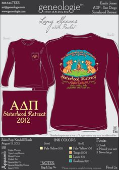 Adpi - Our sisterhood is not a destination, but a journey. Couldn't agree more!