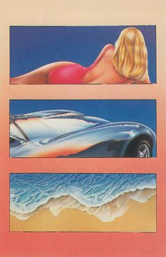 Alan Neider '87 #art #retro #80s