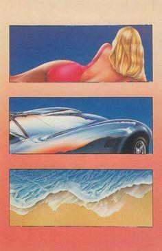 Alan Neider '87 #art #retro #80s
