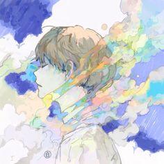 Illustrations Discover b a e c c i Pretty Art, Cute Art, Aesthetic Art, Aesthetic Anime, Manga Art, Anime Art, Art Sketches, Art Drawings, Character Illustration