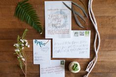 Woodsy Modern Boho Wedding Inspiration by Wren Photography and Juniper & Lace Events Forest Wedding, Boho Wedding, Stationery Paper, Wren, Modern Boho, Spring Time, Wedding Inspiration, Place Card Holders, Events