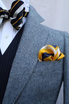 Mens Vintage 2 Piece Wool Suit by ViVifyVintage