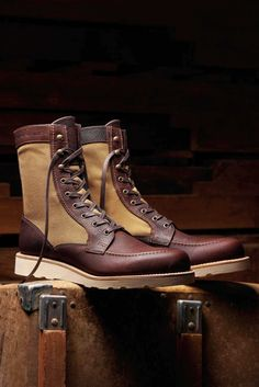 ♂ Man's fashion accessories brown shoes Boots