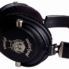 The Ace of Spades of the Motörheadphones lineup.