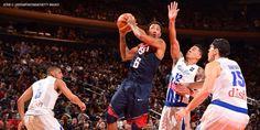 FIBA World Cup (Aug. 30- Sept. 14)