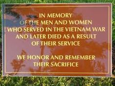 Never put off thanking a Veteran, of any war, of any age, of any Branch of Service.  You may not get a second opportunity.