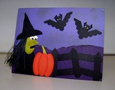 Punched Witch & Bats