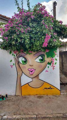 Melancia #streetart  ♥♥♥