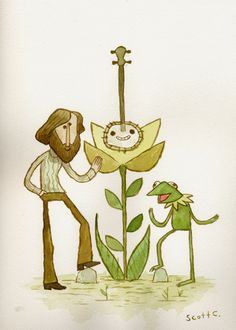 Kermit & Jim
