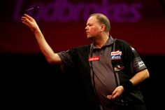 Raymond Van Barneveld Photos: Ladbrokes.com World Darts Championship: Day 12