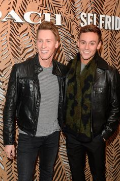 We've Lost Count of Tom Daley and Dustin Lance Black's Adorable Moments