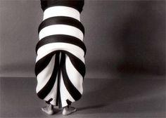 Maria Blaisse _ Kuma Guna 1996, foam costumes for dance