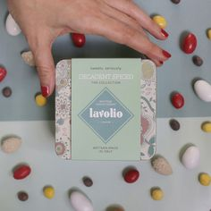 My favourite of all my 5 Signature Collections! And a favourite of many mothers too. Lavolio Decadent Spiced.