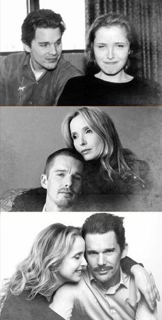 The Before Trilogy : Before Sunrise-Before Sunset-Before Midnight, Ethan Hawke & Julie Delpy Before Sunrise Trilogy, Before Trilogy, Julie Delpy, Cinema Tv, I Love Cinema, Before Sunset, Before Midnight, Love Movie, Movie Tv