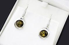 Amber Stone Earrings Elegant Earrings Sterling Silver Amber Earrings, Amber Jewelry, Gemstone Earrings, Sterling Silver Earrings, Amber Gemstone, Gemstones, Elegant, Etsy, Month Gemstones