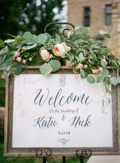 wedding ceremony idea; photo: Jeff Loves Jessica
