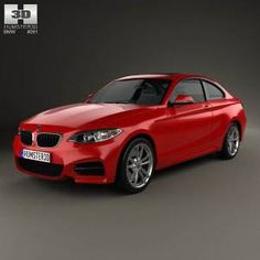 2008 BMW 1 Series 3D Model – Buy 2008 BMW 1 Series 3D Model ...