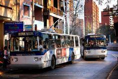 Транспортный блог Saroavto: Троллейбус Кордовы