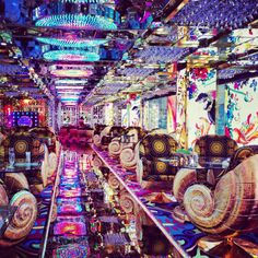 Domi arigato, Mr. Roboto. Your eyes will not know where to look upon entering the lobby lounge of Tokyo's Robot Restaurant. Is this Liberace's palace? Is this the future? THIS my friends is what $10 billion yen will buy you – … Continue reading →