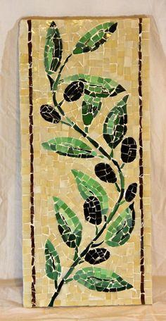 Olive trivet by greenglassstudio on Etsy, $150.00