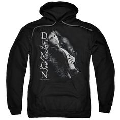 Vampire Diaries/Besides Me Adult Pull-Over Hoodie in Black Material: Cotton, Polyester Care Instruction: Machine Wash Size: S, L, 3XL, M, 2XL, XL Color: Black Measurement Guide Click here to view our