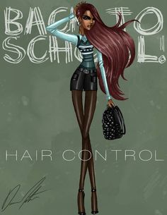 #darenj22 @haircontrol Back to School Collection, Slight Wave by Daren J| Be Inspirational ❥|Mz. Manerz: Being well dressed is a beautiful form of confidence, happiness & politeness
