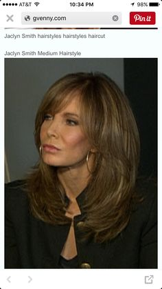 Hairstyles for women over 40 More