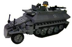 German Armored Car