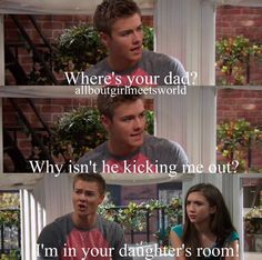 """OMG! """"I'M IN YOUR DAUGHTER'S ROOM!!!"""""""