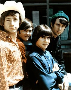 This page is all about the Monkees: Davy Jones, Peter Tork, Michael Nesmith, & Micky Dolenz.who went from four talented young men to international superstars via their hit tv show and their music. Michael Nesmith, Peter Tork, The Monkees, Davy Jones Monkees, Blonde Man, Old Tv Shows, Classic Tv, Classic Rock, Alter