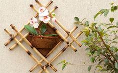 DIY Idea para decorar con bambú