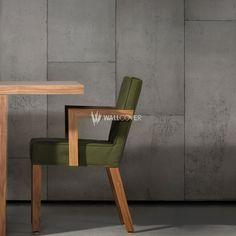 Concrete by Piet Boon – NLXL Intissé – Tapeten Nr. CON-01 in den Farben Gris, Argent jetzt bei TapetenMax® ✔ Schnelle Lieferung ✔ Kostenloser Versand ab 50€