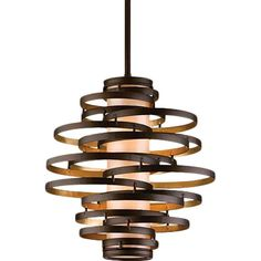 You'll love the Vertigo Geometric Pendant at AllModern - With Great Deals on modern Lighting  products and Free Shipping on most stuff, even the big stuff.