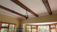 Wood has always had a certain rustic charm that is hard to resist. Sennell Faux Beams are designed to resemble real wood in look, size, and texture. Fake Wood Beams, Faux Beams, Rustic Charm, Real Wood, Track Lighting, Ceiling Lights, Texture, Design, Home Decor
