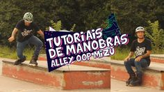 Tutorial de manobras de Patins Alley Oop Mizu